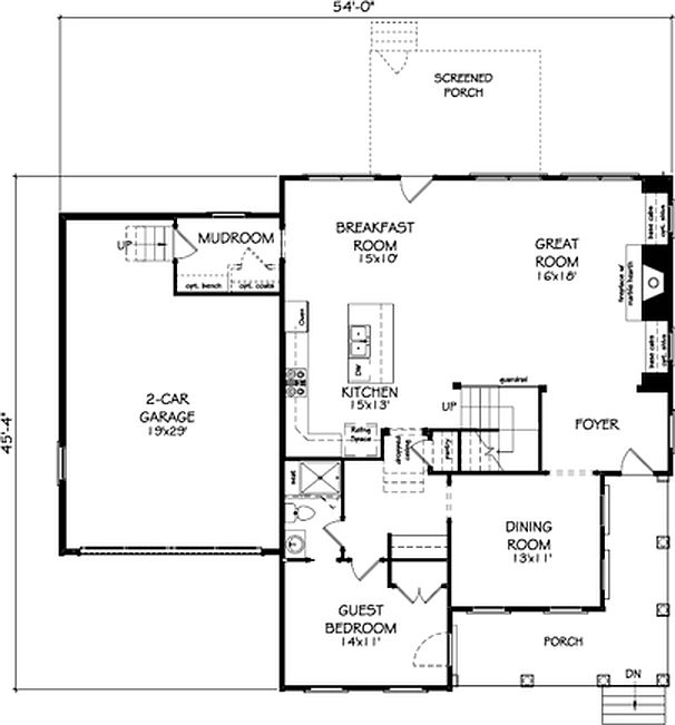 The donnelly traditions at wake forest by john wieland John wieland homes floor plans