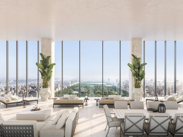 111 W 57th St PENTHOUSE 72, New York, NY 10019