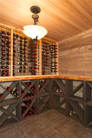 Rustic wine cellar design ideas pictures zillow digs for Wine cellar lighting ideas