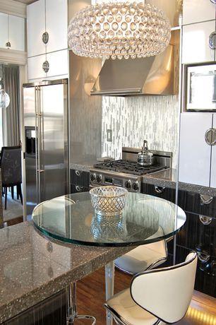 Mid Range Art Deco Kitchen Design Ideas Pictures
