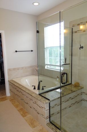 Traditional bathroom design ideas pictures zillow digs for Bathroom remodel 32828