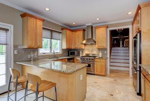 Granite Countertops New Albany Ms : Traditional Kitchen with Barcelona Granite Countertop, MS ...
