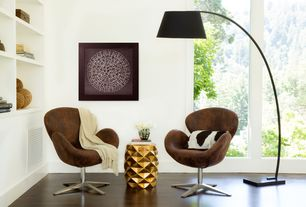 6 tags transitional home office with hardwood floors zuo modern 50074 vortex floor lamp built