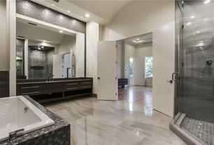 Modern master bathroom design ideas amp pictures zillow digs
