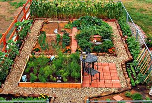 Country landscape yard design ideas pictures zillow digs for Country vegetable garden ideas