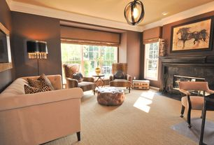 Sherwin Williams Spiced Cider Living Room Zillow Digs