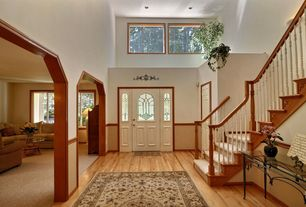 Entryway Chair Rail Design Ideas Pictures Zillow Digs