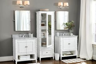 Bathroom Design Ideas 30 of the best small and functional bathroom design ideas 9 Tags Contemporary Full Bathroom With Flat Panel Cabinets Amelie Bath Towel Collection Harlequin Bath Rug Ballard Designs