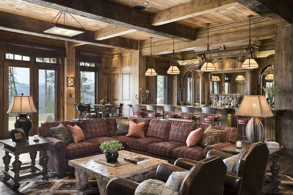 Country Great Room By Locati Architects Zillow Digs