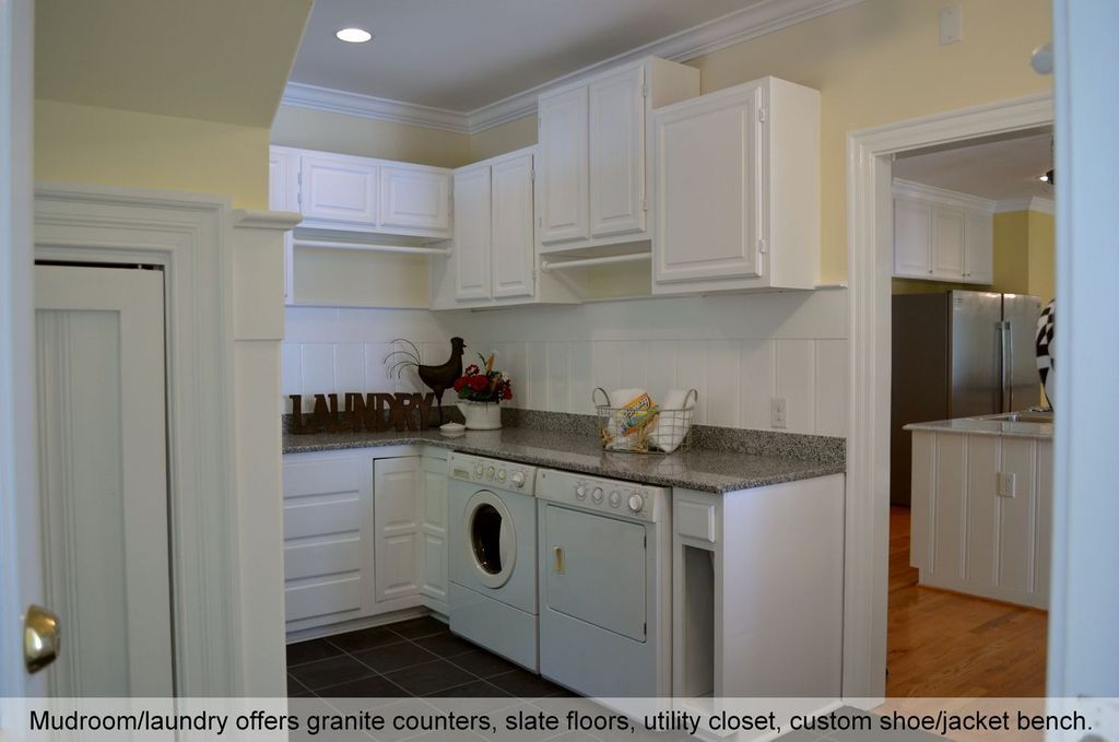 Wainscoting Kitchen Counter