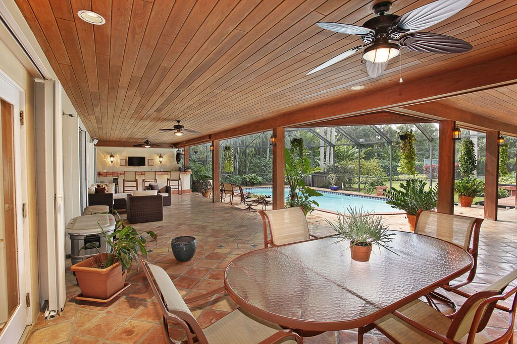 craftsman porch with pathway fence in miami fl zillow