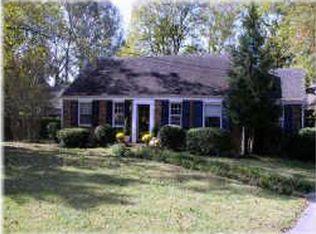 3605 Woodmont Ln , Nashville TN