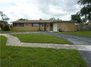 1391 SW 56th Ave , Plantation FL