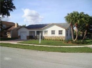 1900 SW 84th Ter , North Lauderdale FL