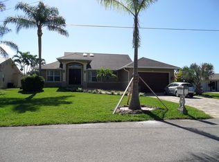 1226 SW 54th St , Cape Coral FL