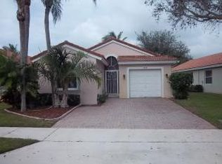 5649 Eagle Trace Ct , Lake Worth FL
