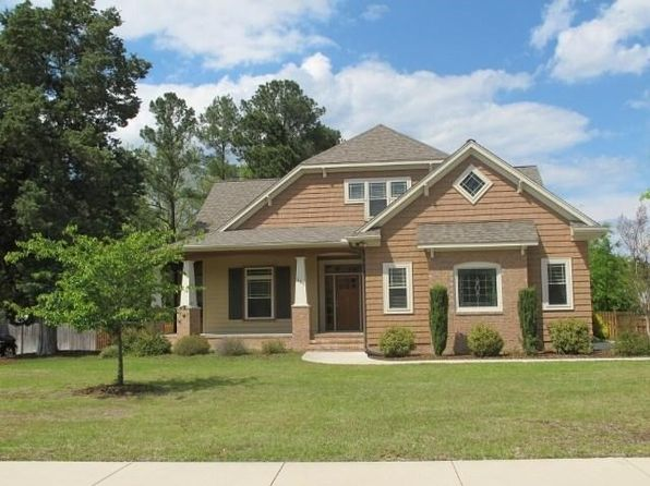 Craftsman style southern pines real estate southern Mission style homes for sale