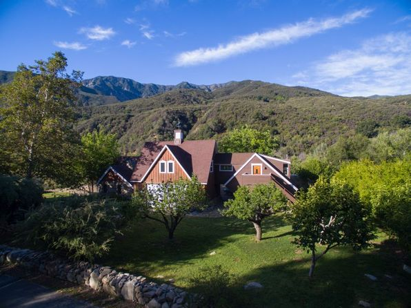 Ojai real estate ojai ca homes for sale zillow for The ranch house in ojai