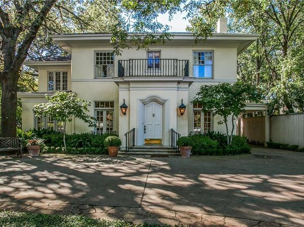 Highland park real estate highland park tx homes for - 4 bedroom houses for sale in dallas tx ...