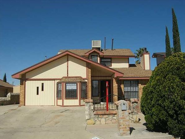Back yard las palmas real estate las palmas el paso for El paso homes for sale