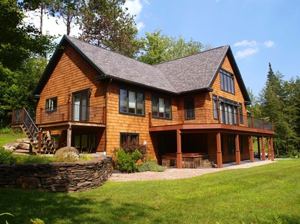 Open floor plan town of stowe real estate town of for Vermont house plans