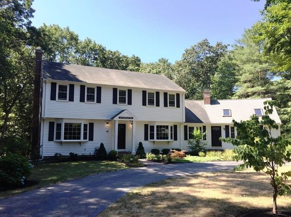 large private yard town of scituate real estate town