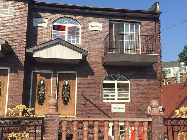 2 story brick queens village real estate queens village new york homes for sale zillow. Black Bedroom Furniture Sets. Home Design Ideas
