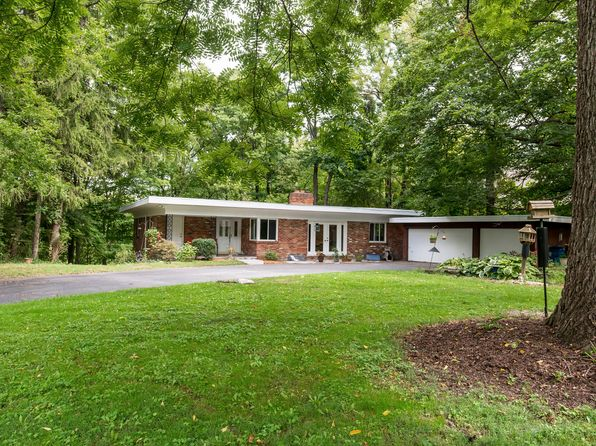 mid century modern indianapolis real estate