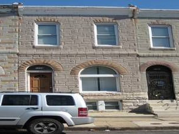 4 Bedroom Houses For Rent In Baltimore City Townhomes For Rent In Baltimore City County Md 791