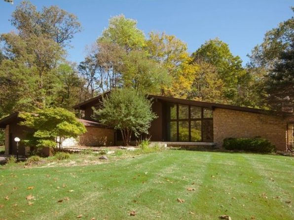 Mid Century Modern Indianapolis Real Estate Indianapolis In Homes For Sale Zillow