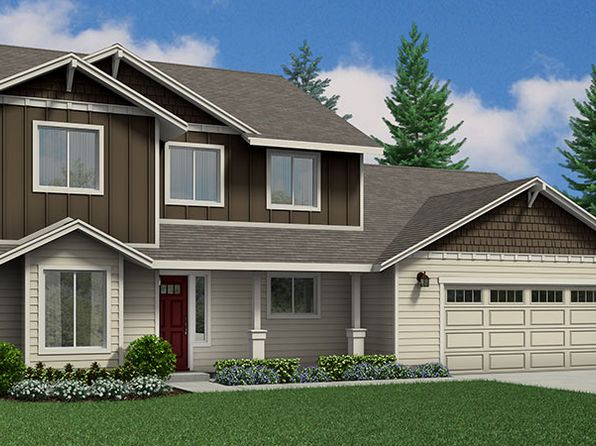 Home Builders North Bend  New Construction