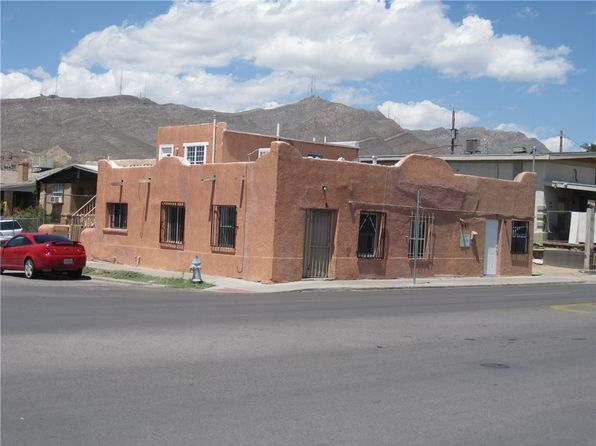 El paso tx duplex triplex homes for sale 71 homes zillow for Homes for sale in el paso tx