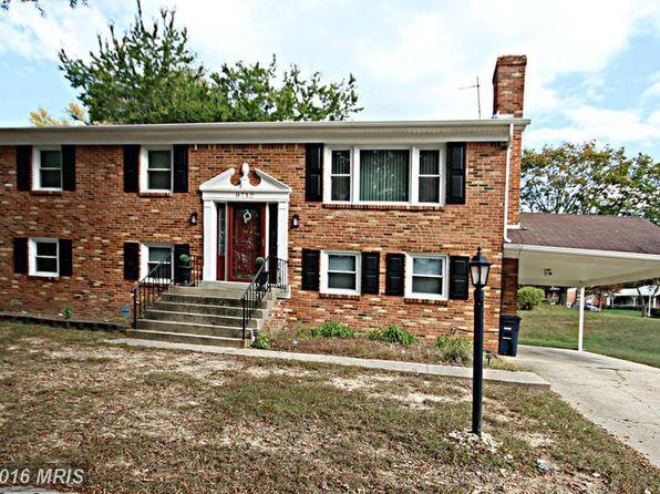 Split Foyer House For Sale : Brick split foyer clinton real estate md homes