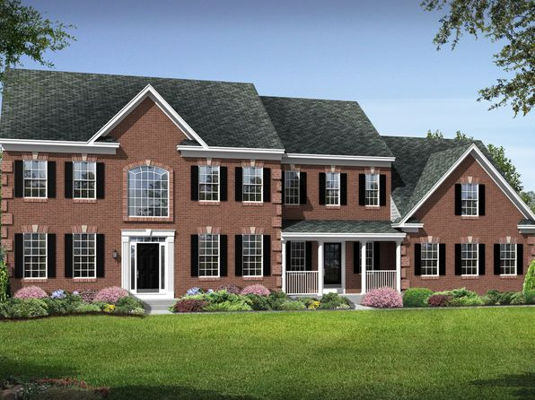 New Construction Homes Waterford Va