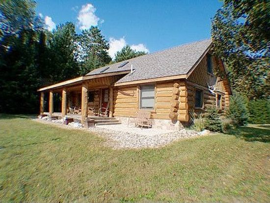 146 log cabin trl west branch mi 48661 zillow for Cabin branch homes