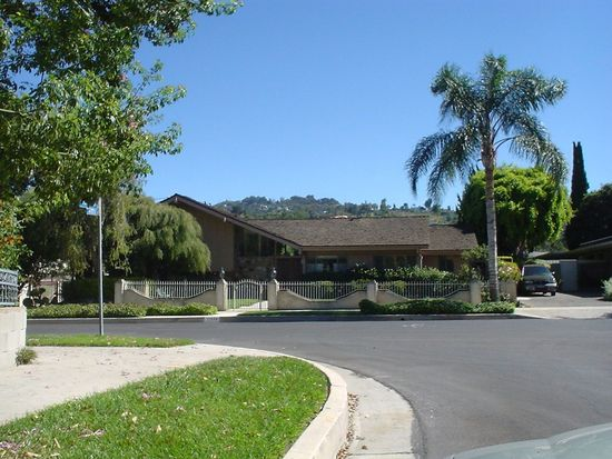 The brady bunch house zillow for Zillow com los angeles