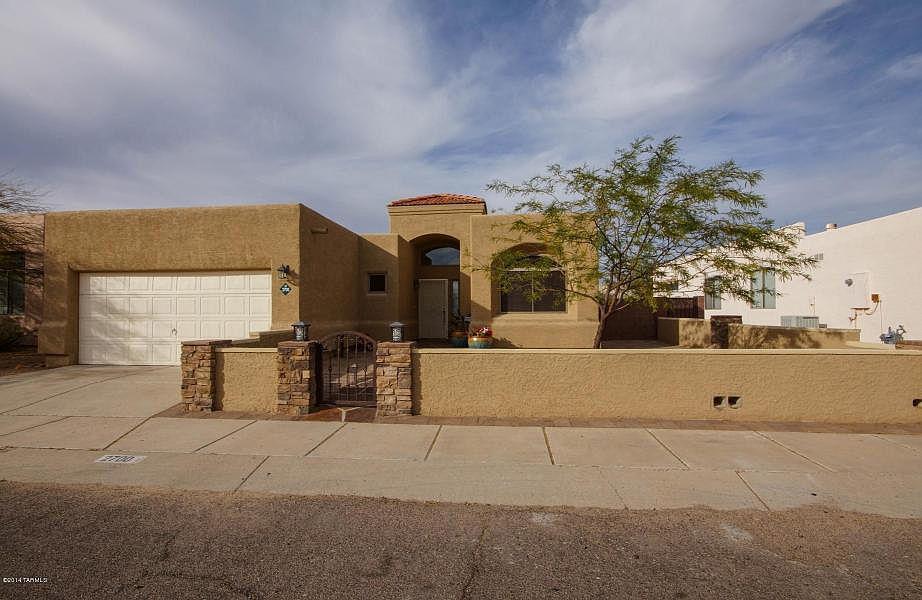 2700 W Camino De Las Grutas Tucson Az 85742 Zillow