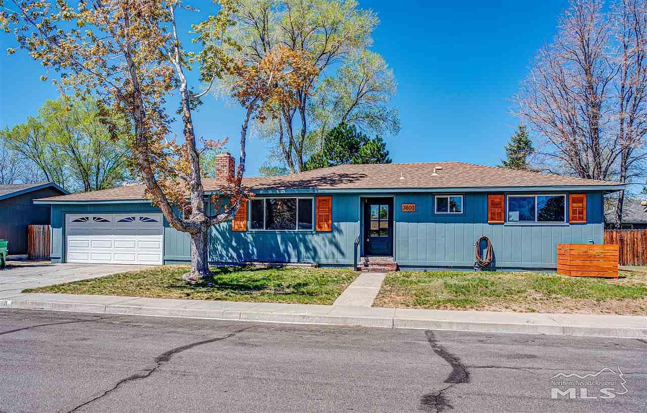 3600 Cinnabar Ave Carson City Nv 89706 Zillow