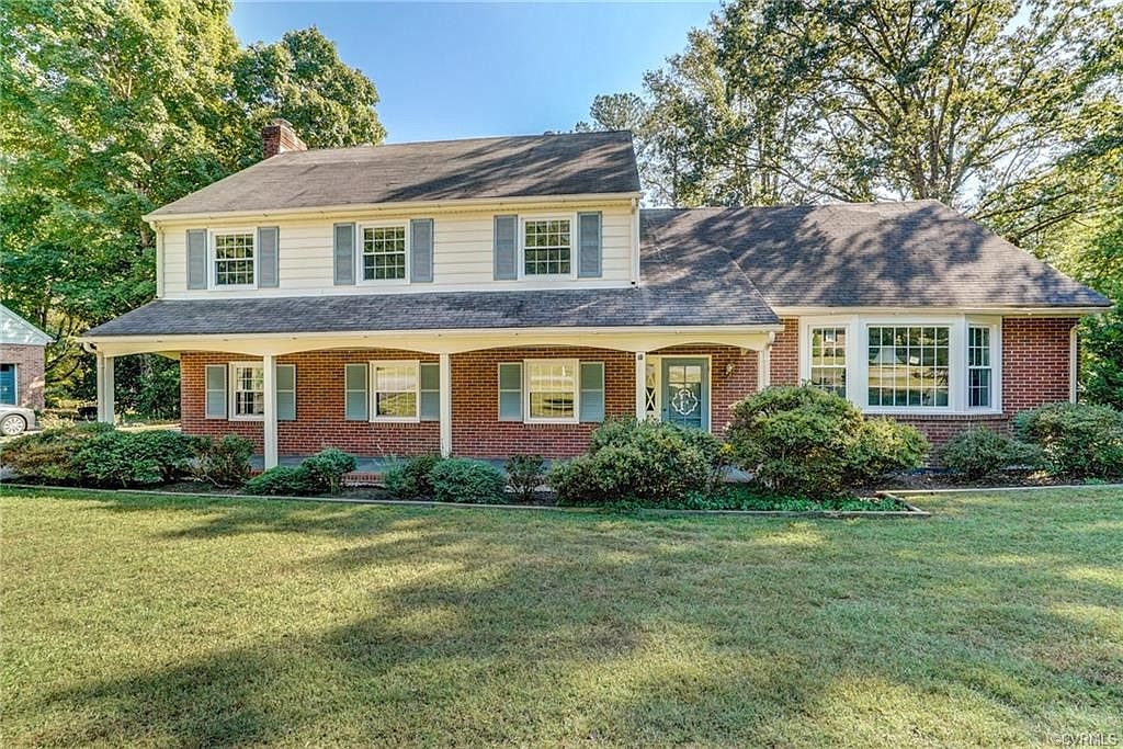 1501 Monmouth Dr Henrico Va 23238 Zillow