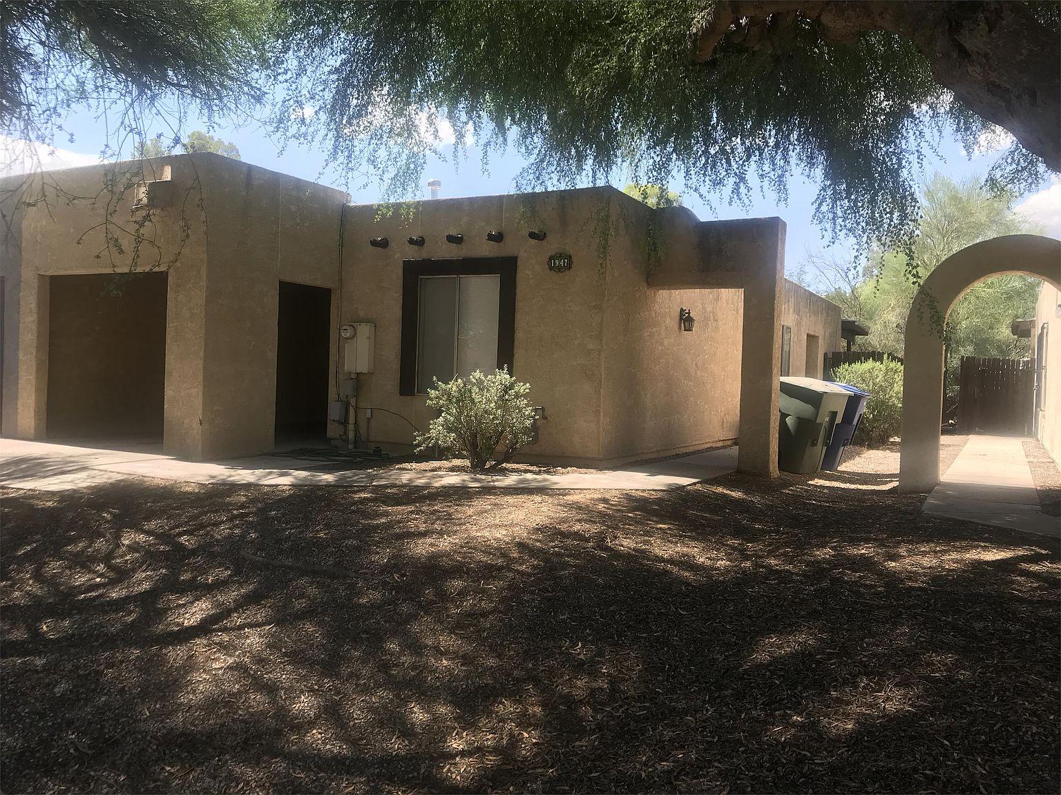 1947 N Frances Blvd Tucson Az 85712 Zillow