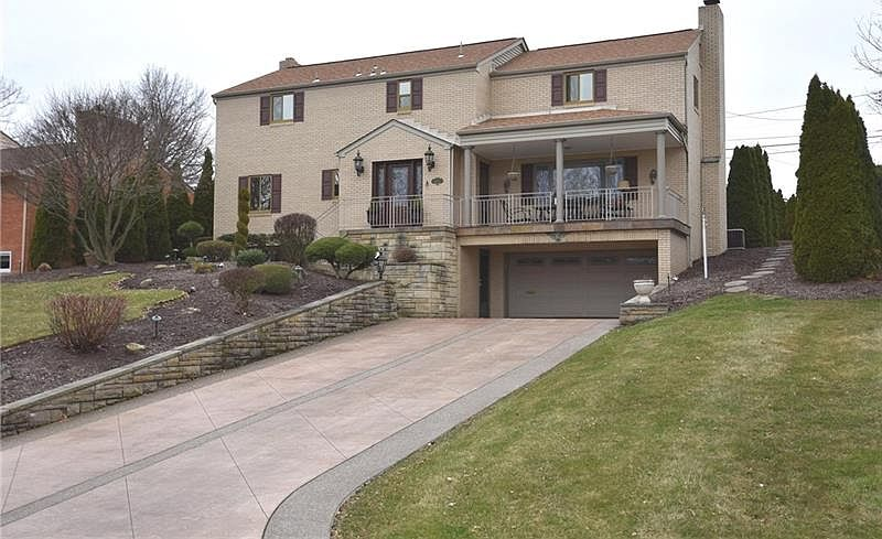 4950 Parkvue Dr Pittsburgh Pa 15236 Zillow