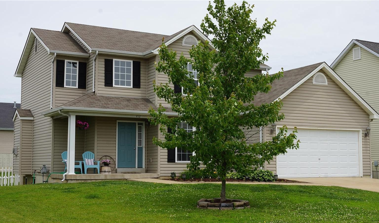 412 Marble Fields Dr Wentzville Mo 63385 Zillow