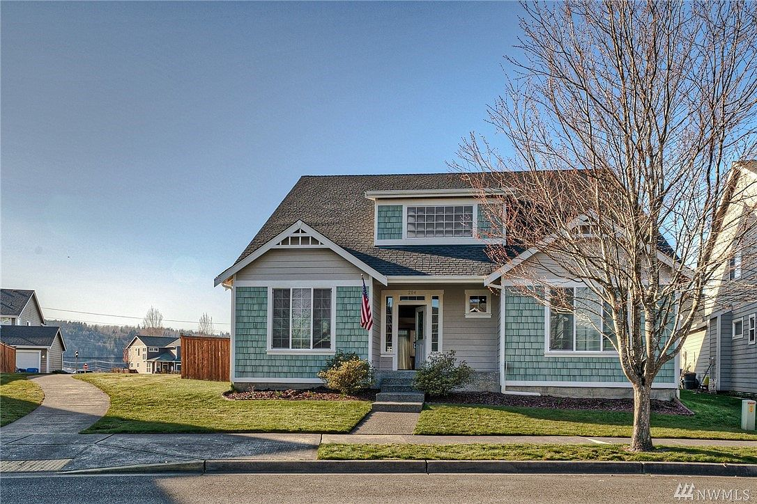 204 Hawk Ave Sw Orting Wa 98360 Zillow