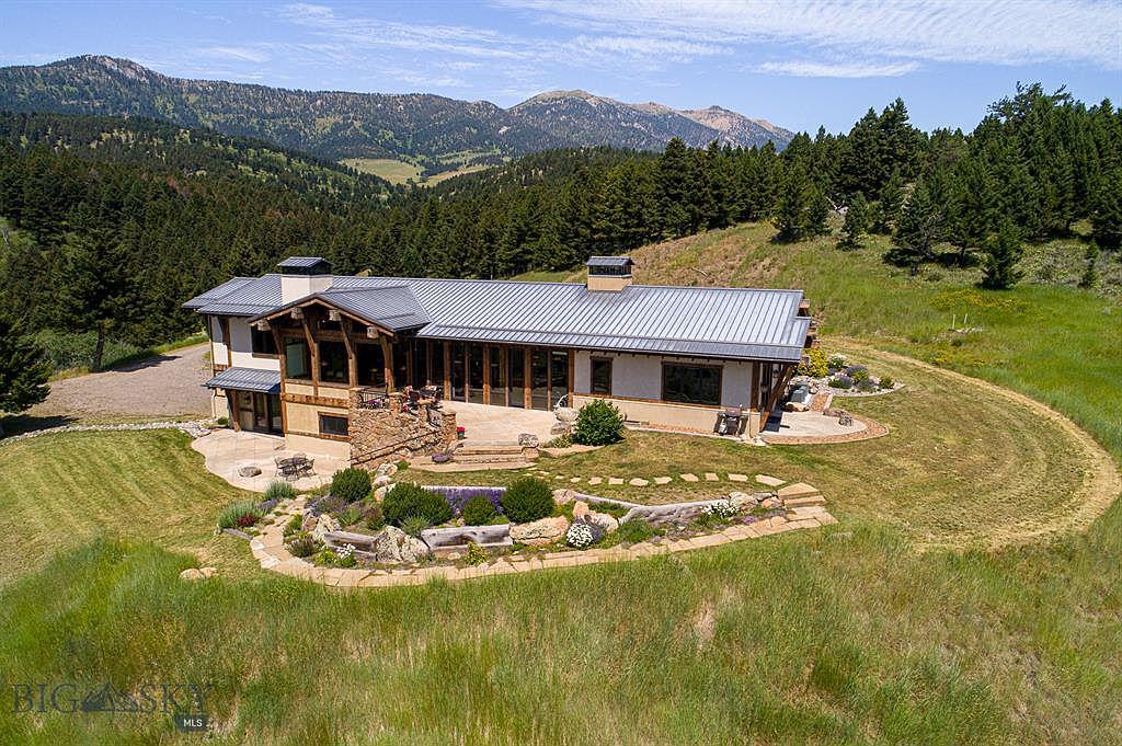 7003 Bridger Canyon Rd Bozeman Mt 59715 Mls 345385 Zillow