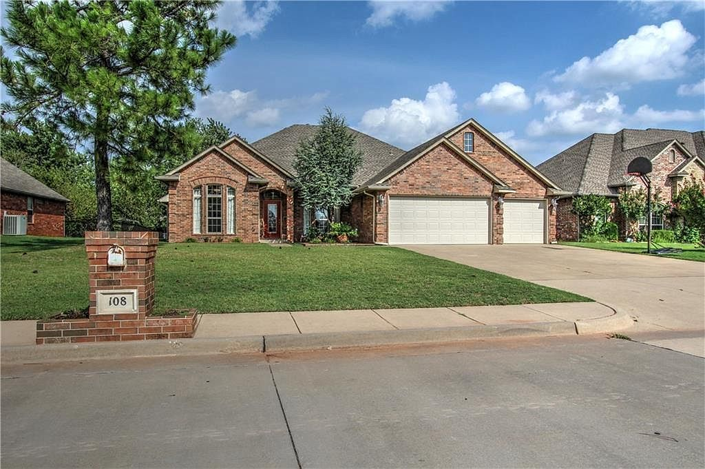 108 S Nelson Dr Mustang Ok 73064 Zillow