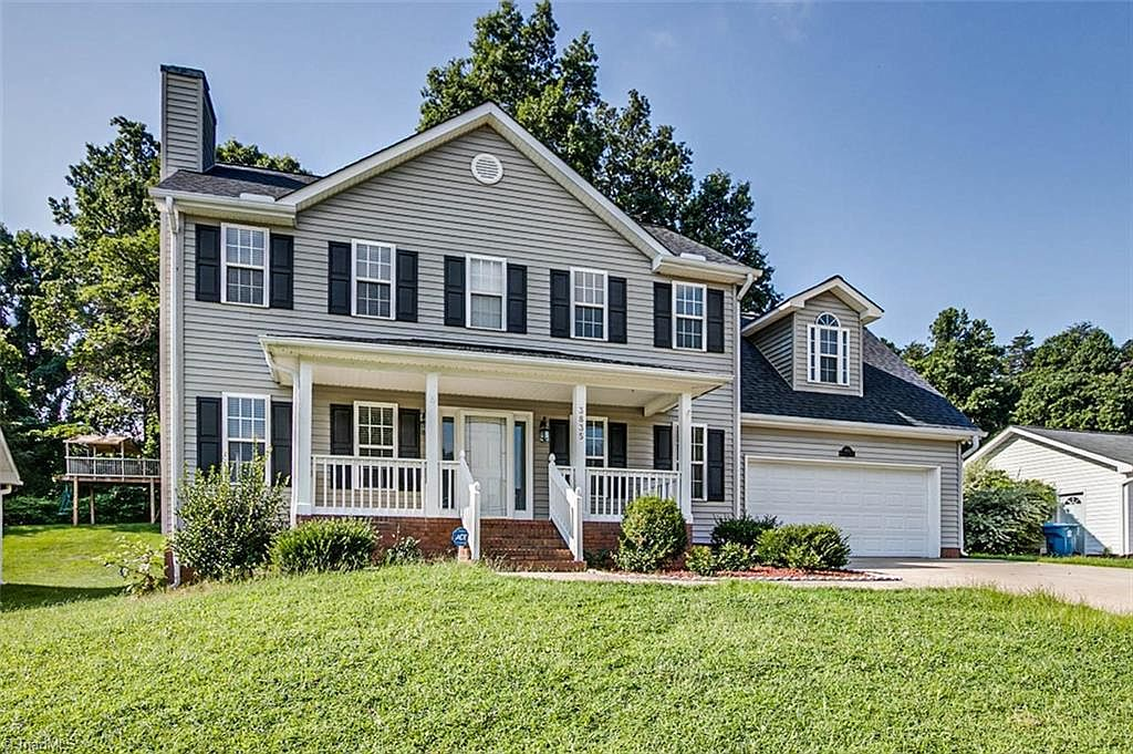 3835 Hunt Chase Dr Greensboro Nc 27407 Zillow