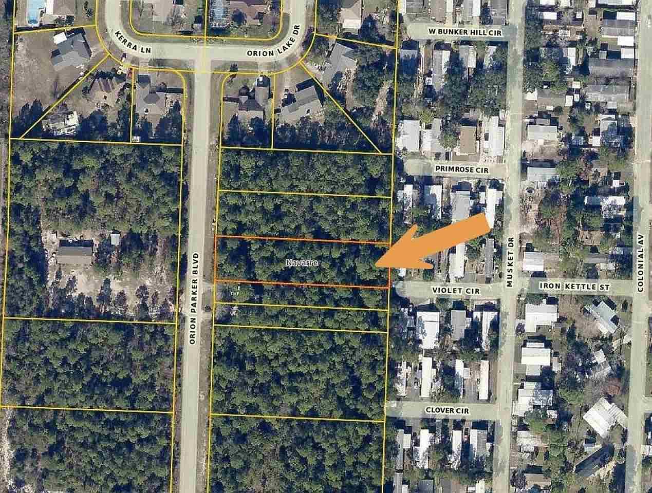 Orion Parker Blvd, Navarre, FL 32566 | Zillow