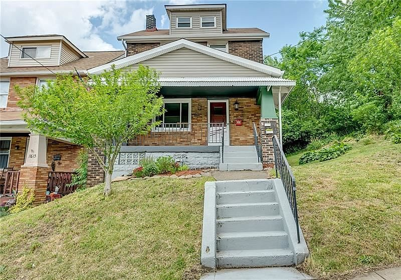 7617 Roslyn St Pittsburgh Pa 15218 Zillow