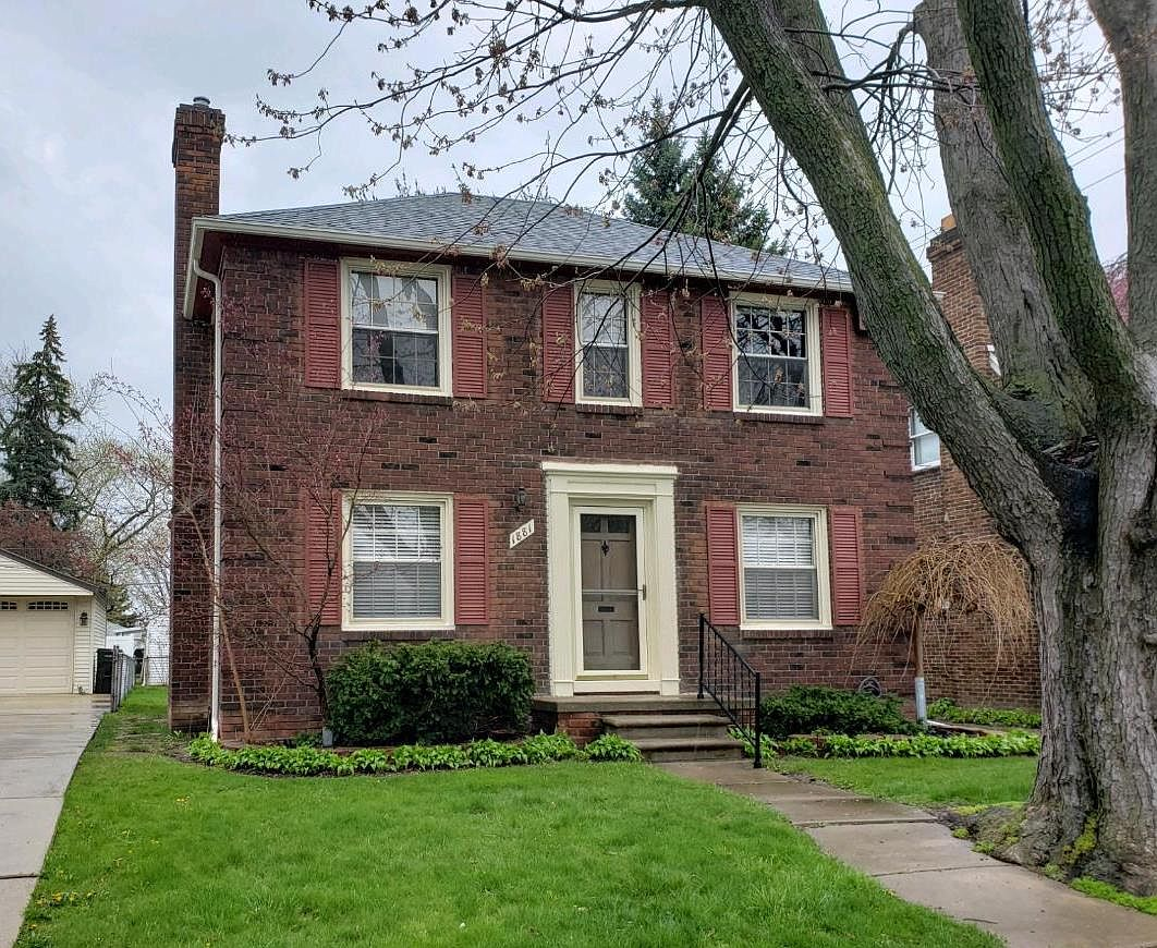 1881 22nd St Wyandotte Mi 48192 Zillow