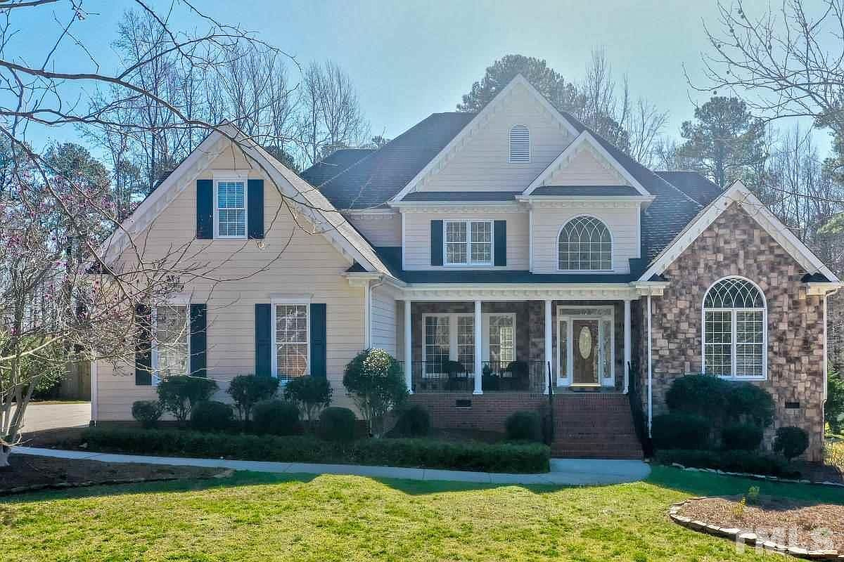2625 Penfold Ln Wake Forest Nc 27587 Zillow